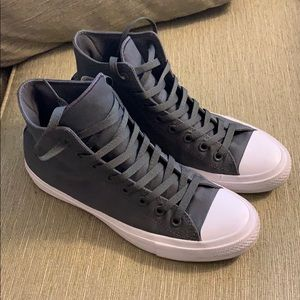 Converse Chuck Taylor II Thunder White (gray)